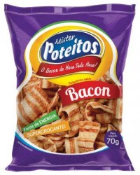 MISTER POTEITOS - BACON 70g
