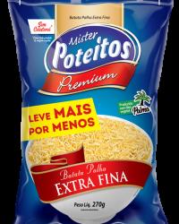 MISTER POTEITOS - EXTRA FINA 270g - Cópia